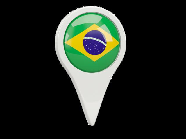 Brazil pin 640