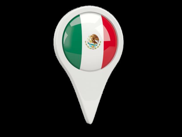 Mexico pin 640